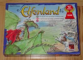 Elfenland Game 1999 Midgaard Games Complete Excellent - $45.00