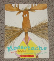 BOOK MOOSETACHE MARGIE PALATINI 1997 SCHOLASTIC SOFTCOVER - $6.00