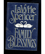 Family Blessings by LaVyrle Spencer (1994, Hardcover) - $1.88
