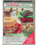COOKBOOK KRAFT HOMEMADE WITH LOVE HOLIDAY IDEAS COOK BOOK EXCELLENT - $5.00