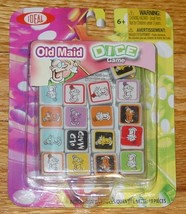 Old Maid Dice Game 2013 Ideal New Factory Sealed Complete - $5.00