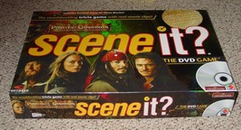 Scene It Dvd Game Pirates Of The Caribb EAN Dead Men Tell No Tales 2007 - $15.00