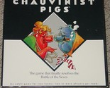 CHAUVINIST PIGS BATTLE OF THE SEXES GAME 1991 TIGER GAMES COMPLETE