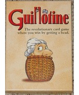 GUILLOTINE REVOLUTIONARY CARD GAME 1998 WIZARDS  COMPLETE EXCELLENT - $20.00