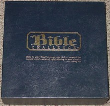 BIBLE CHALLENGE GAME 1984 COMPLETE - $20.00