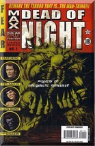 Dead Of Night Featuring Man-Thing #1 (2008) *Modern Age / MAX Comics (Ma... - $5.99