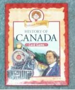 PROFESSOR NOGGINS HISTORY OF CANADA CARD GAME 2011 OUTSET MEDIA COMPLETE - $20.00