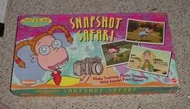 Snapshot Safari Game  Wild Thornberrys 1999 Mattel Complete Excellent - $15.00
