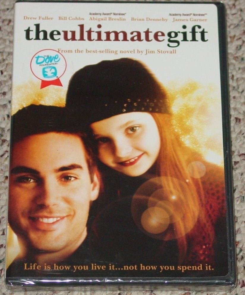 Primary image for DVD THE ULTIMATE GIFT VIDEO TAPE MOVIE 2009 20TH CENTURY NEW FACTORY SEALED