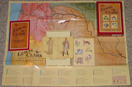 LEWIS & CLARK GAME EXPLORATION CARD GAME 2003 HISTORY CHANNEL US GAMES NIB - $20.00