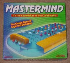 Mastermind Classic Game Of Logic & Deduction 2004 Pressman Complete - $15.00