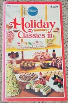 COOKBOOK PILLSBURY HOLIDAY CLASSICS III COOK BO... - $3.00