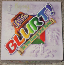 BIBLE BLURT WORD GAME 1997 PATCH PRODUCTS COMPL... - $28.00