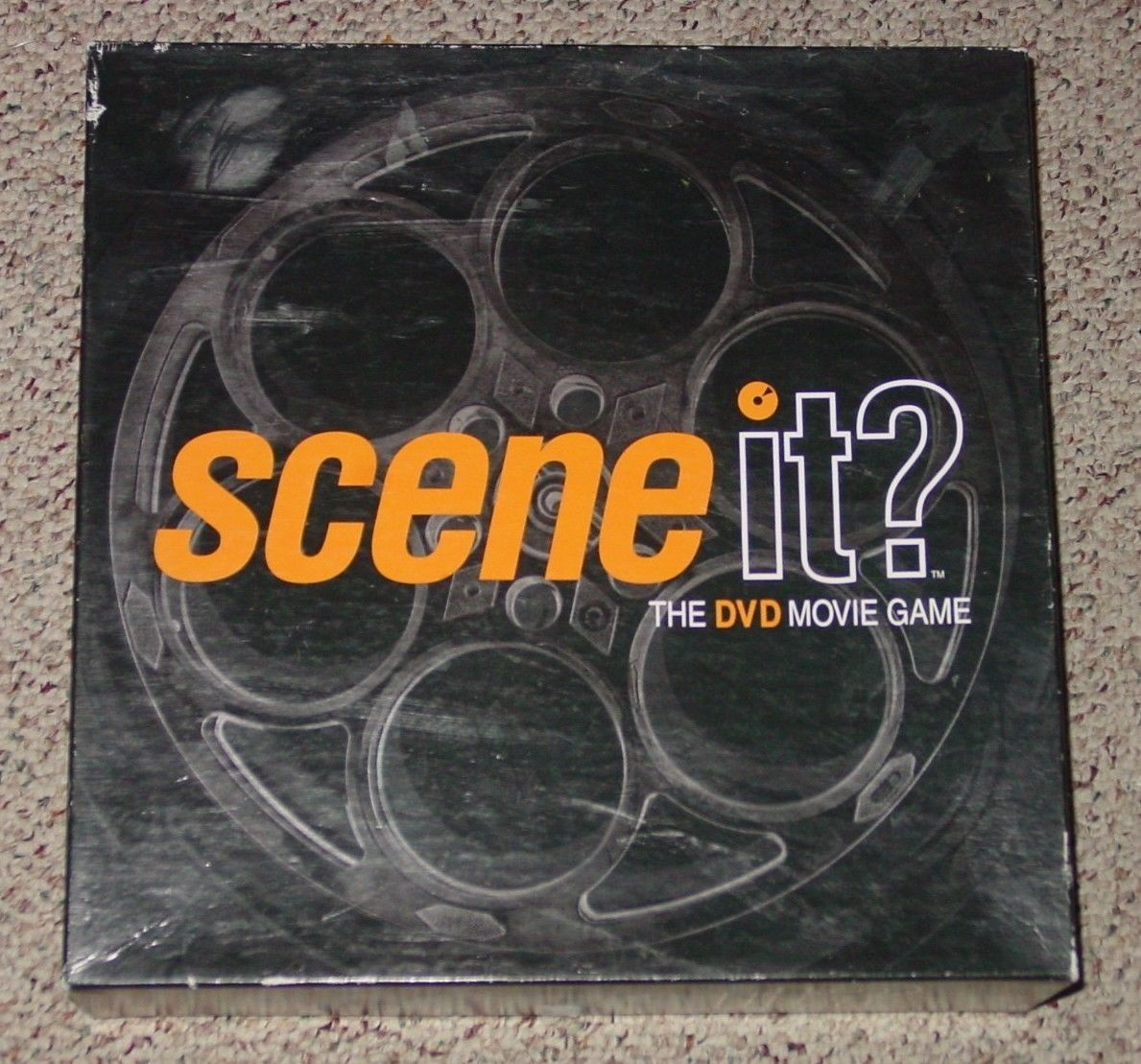 Primary image for SCENE IT DVD GAME MOVIE GAME 2002 SCREENLIFE LIGHTLY PLAYED CONDITION