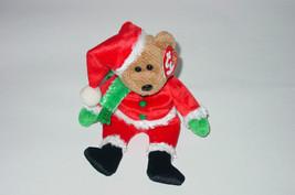 TY BEANIE BABY KRINGLE BEAR Beanbag plush Original TAG 2004 40138  12TH ... - $10.00
