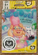 Wig Out Wild & Hairy Card Game 2007 Gamewright Complete Excellent Op - $15.00