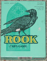 ROOK CARD GAME PARKER BROTHERS 2001 COMPLETE EXCELLENT LIGHTLY PLAYED - $10.00