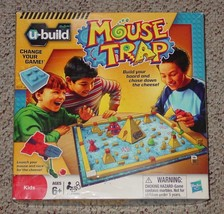 Mouse Trap U Build Game 2010 Hasbro Complete Excellent - $10.00