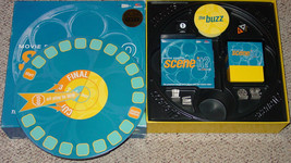 SCENE IT DVD GAME MOVIE EDITION GAME 2004 SCREENLIFE LIGHTLY PLAYED CONDITION image 2