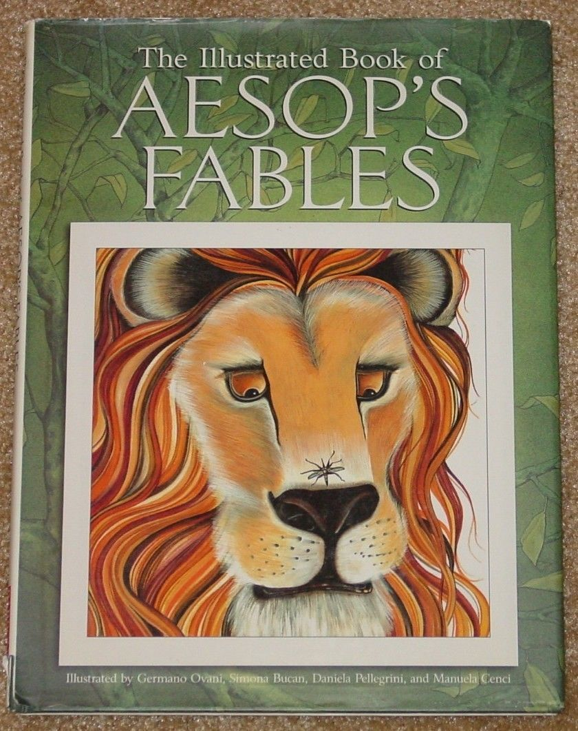 a book analysis of aesops fables by aesop Aesop's fables are characterized with animals that talk like humans but keep the iliad book 1 summary who is aesop - biography, fables & morals related.