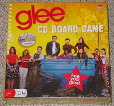 Glee Cd Board Game Cardinal Industries  2010 New Factory Sealed Box - $25.00