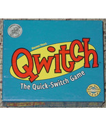 QWITCH SEQUENCE CARD GAME 2002 OUT OF THE BOX GAMES COMPLETE EXCELLENT C... - $15.00