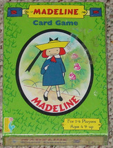 MADELINE CARD GAME 2000 INTERNATIONAL PLAYTHINGS NEW FACTORY SEALED GAME - $20.00