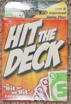 Hit The Deck Card Game 2009 Fundex Complete Excellent Lightly Used - $15.00