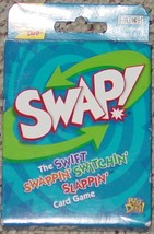SWAP CARD GAME 2000 PATCH NEW SEALED CARDS COMPLETE EXCELLENT - $10.00