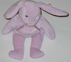 TY BEANIE BABY FLOPPITY RABBIT beanbag plush Original TAG 1996 4118 PVC ... - $10.00