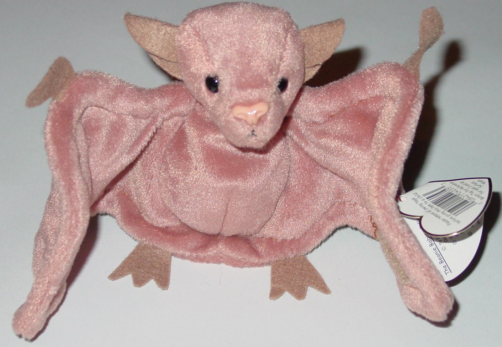 TY BEANIE BABIES Batty Bat #4035 1997 BEANBAG PLUSH