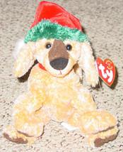 Ty Beanie Babies Jinglepup Dog #4394 2001 Beanbag Plush - $10.00