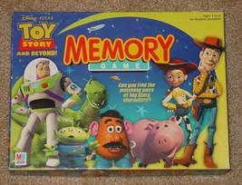 Memory Game Toy Story & Beyond Matching Card Game 2001 Milton Bradley - $10.00