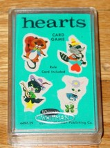 CARDS HEARTS CARD GAME WHITMAN 1963 MADE IN USA #4494 COMPLETE EXCELLENT - $12.00