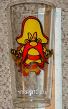 Glass Pepsi Glass Yosemite Sam Warner Bros 1973 Excellent Condition - $10.00