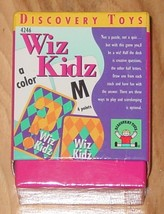 WIZ KIDS GAME 1999 DISCOVERY TOYS COMPLETE excellent - $15.00