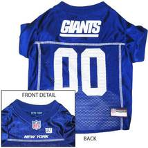 New York Giants Dog Jersey SMALL * Blue Home Game Colors NFL Football Pe... - €21,87 EUR