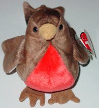 TY BEANIE BABIES Early Bird #4190 1998 BEANBAG PLUSH - $10.00