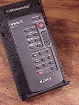 Sony Camcorder Remote Control, no. RMT-702, used, cleaned, tested - $8.95