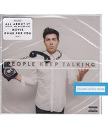 People Keep Talking [Audio CD] ALLEN,HOODIE - $14.24