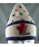 Very Rare - 1988 Ski Canada Olympic Toque - By Murray Merkle - For Calga... - $79.00