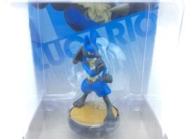 Amiibo Pokemon Lucario Super Smash Brothers Nintendo Wii U Toys 'R Us Exclusive - $149.99