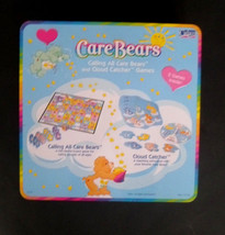 "Care Bears Calling All Care Bears Board Game ~ Cadaco 2003 "" ~ In a Tin - $13.67"