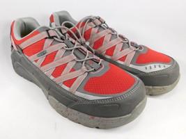 Keen Asheville ESD Sz 13 M (D) EU 47 Men's Aluminum Toe Work Shoes Red 1017071