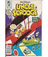 Walt Disney's Uncle Scrooge #243 Pie In The Sky 1st Disney Comics Issue - $2.95