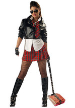 womans costumes many  sizes choose Rebel School Girl Costume - £16.72 GBP