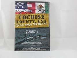 Cochise County - Cries From the Border (DVD, 2006) - $5.99
