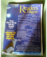 """Readers Digest Magazine June 1993 - """"Does Oliver North tell the truth?"""" - $4.50"""