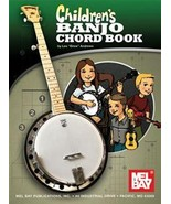 Children's Banjo Chord Book/Big Grids - $7.99
