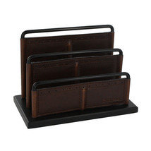 Rolodex Leather Mini Desk Sorter - $8.00